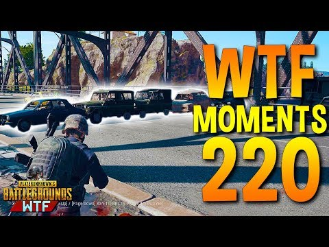 PUBG Daily Funny WTF Moments Highlights Ep 220 (playerunknown's battlegrounds Plays)