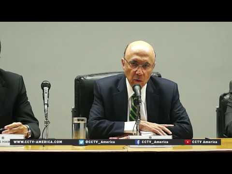 Brazil's interim gov't announces central bank president nom