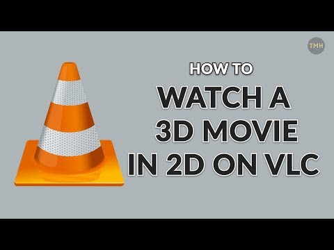SOLVED - How To Watch A 3D Movie In 2D On VLC Player