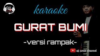 gurat bumi - karaoke lirik