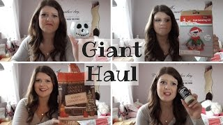 Collective Haul: Makeup | Lingerie | Arts and Crafts |