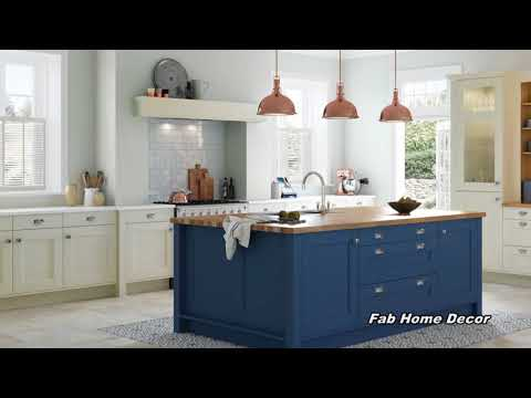 2018 Blue Kitchen Decoration Ideas 3 Youtube