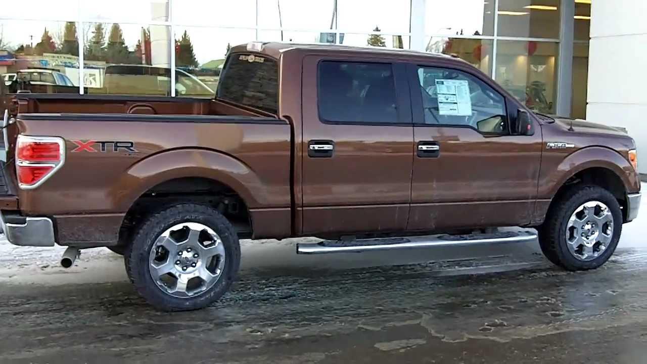 2011 f150 xtr