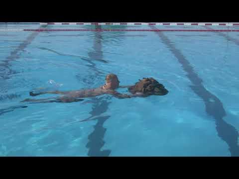 Employ Floatation Gear (WSI): Swim in Deep Water Push or Tow Gear (#5)