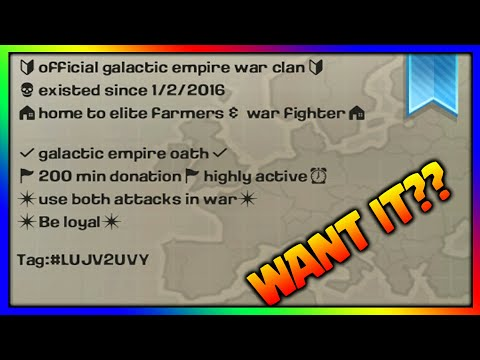 Clash Of Clans- HOW TO MAKE A PROFESSIONAL CLAN DESCRIPTION
