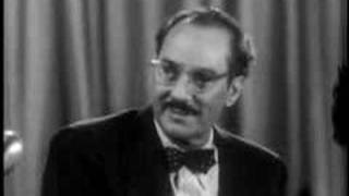 Groucho Marx _ You bet your life -clip