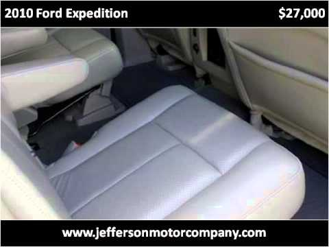 2010 ford expedition used cars jefferson ga youtube for Jefferson ford motor company