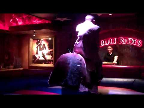 The Best Falls off the Bull - Cadillac Ranch MOA