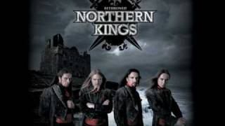 northern kings kiss from a rose