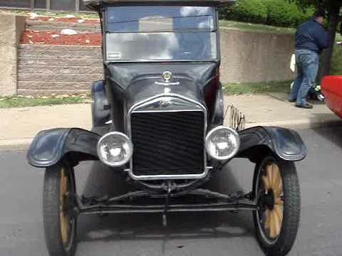 & 1923 FORD MODEL T TOURING LOOKS LIKE ITu0027S UNRESTORED - YouTube markmcfarlin.com