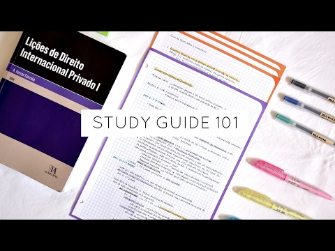 Study Guide 101
