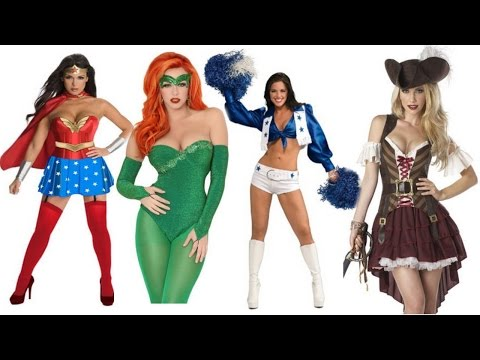 easy-sexy-adult-halloween-costume-ideas-for-women:-wonder-woman,-poison-ivy,-pirate,-cheerleader