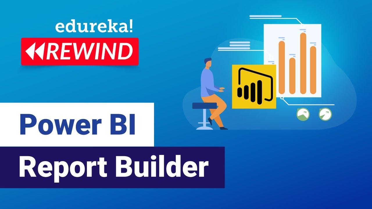 Power BI Report Builder    Create Paginated Reports in Power BI