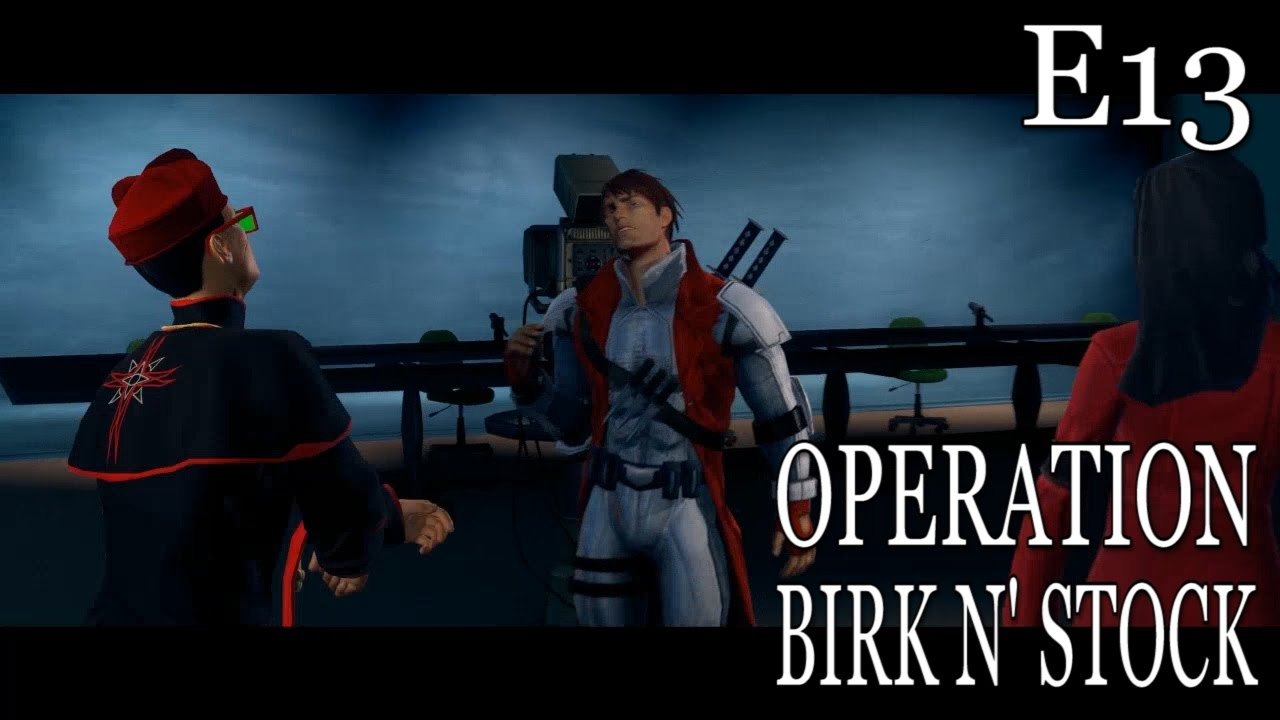Saints Row Adventures e13 - Operation Birk 'N Stock - Woot