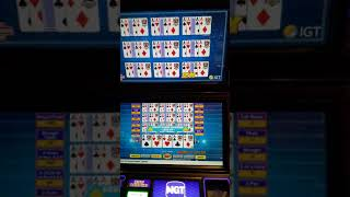 Powerhouse video poker, Oceans casino AC NJ