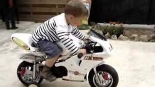 pocket bike pour enfant de 2ans&1/2