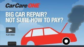 Auto Repair Financing - CarCareONE