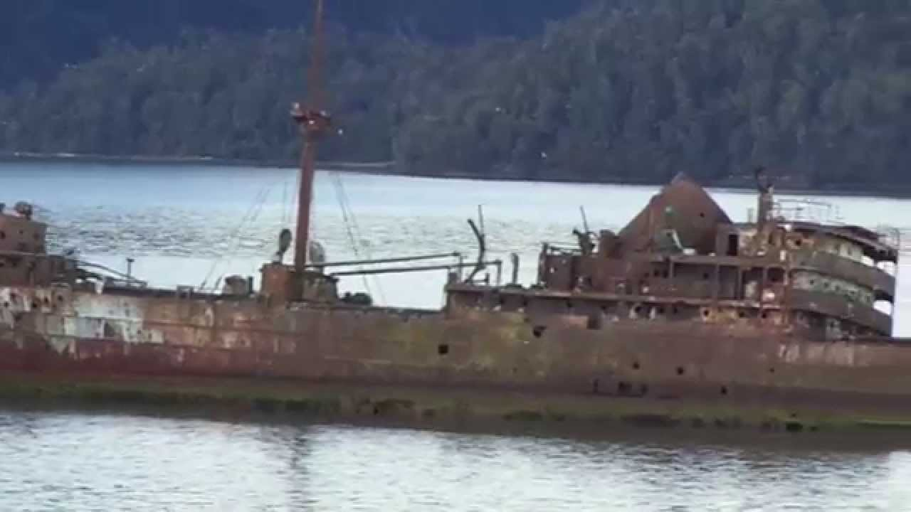 ss cotopaxi reappearance