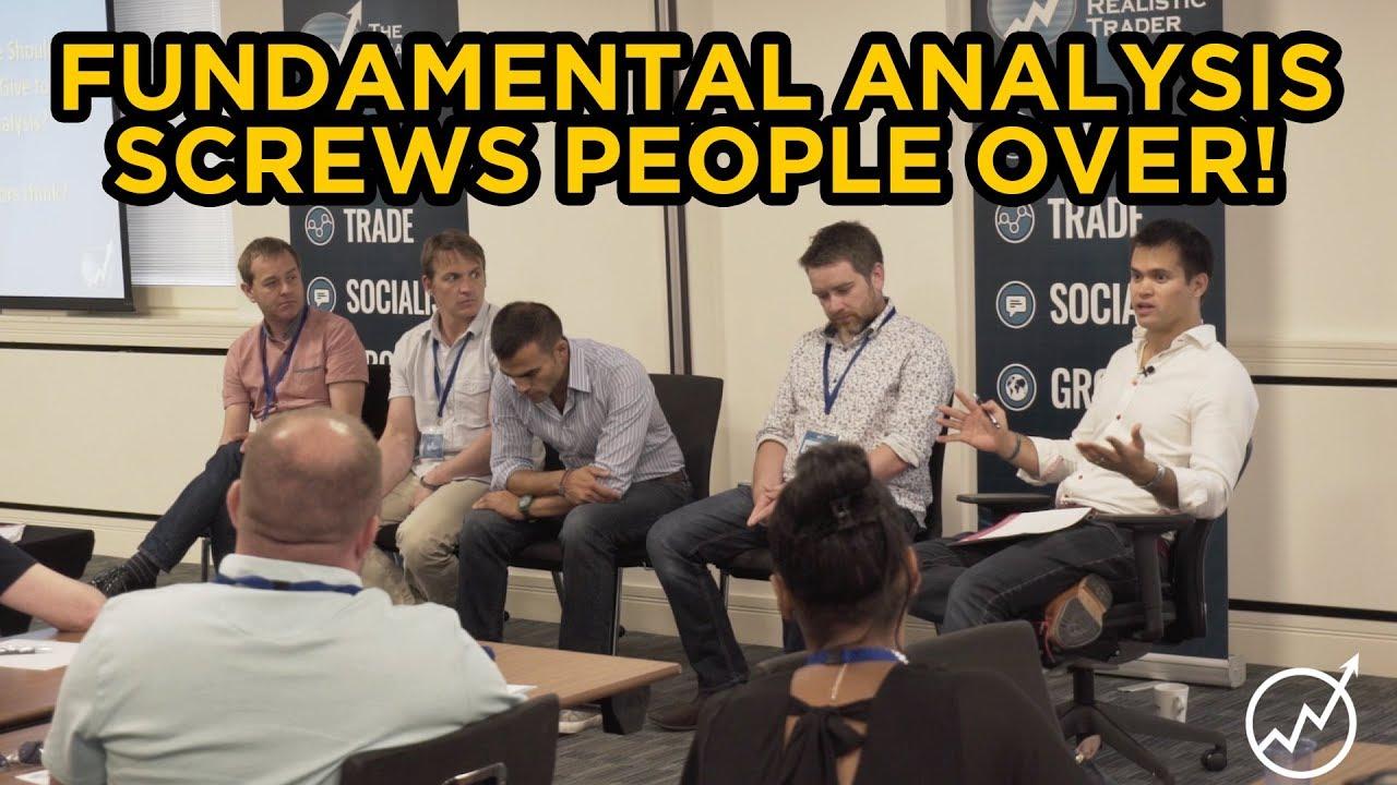 Fundamental Analysis Screws People Over! - YouTube