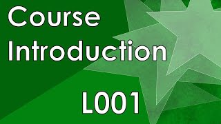 ESF100: Learning Esperanto - L001: Course Introduction
