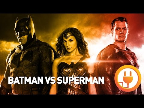 Batman vs Superman | Elenco fala sobre o filme