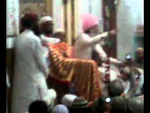 Allama Touseef Raza Khan Barelvi