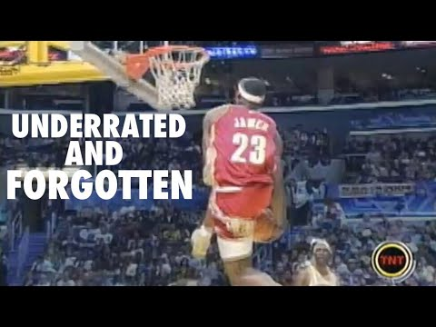 Underrated & Forgotten NBA Moments (Part 3)