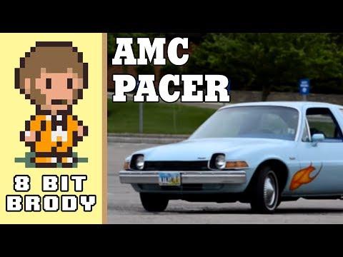 1976 AMC Pacer: Normal Car Narratives |8 Bit Brody|