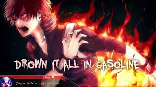 Nightcore - Let It Burn