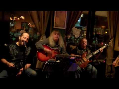 Kevin and Kompany at Haileys Harp and Pub Be My Lover