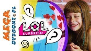 LOL Surprise • Mystery Box • GIGANT Kula Niespodzianek