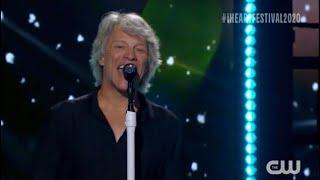 Bon Jovi - Livin' On A Prayer - Live 2020 iHeart Radio Music Festival