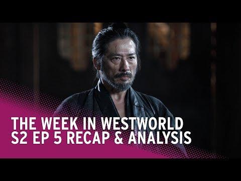 Westworld: Season 2 Episode 5 Recap