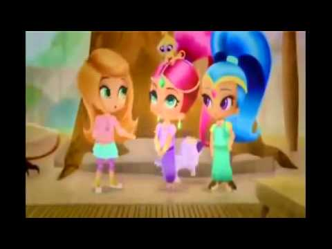 1 shimmer and shine lights camera genies sparkle full - Sparkle and shine cartoon ...