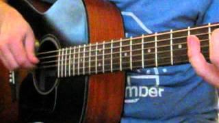 Гранитный камушек на гитаре.(ноты и табы здесь: https://muzachos.com/noty/ Этот ролик для тех, кто хочет сыграть песню
