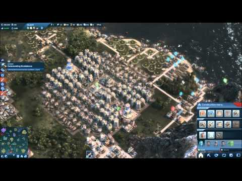 Anno 2070 - Power Games - Tips and Tricks