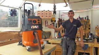 Feeling FEIN power tool review – Dustex 35 MX AC