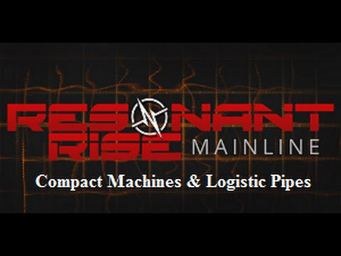 Teaching the Basics: Compact Machines & Logistic Pipes