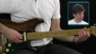 Beginner Guitar Lessons: Indie Song