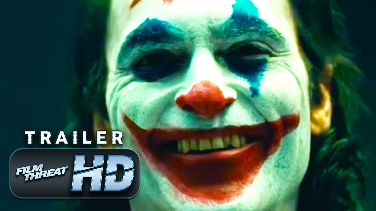 Joker Official Hd Teaser Trailer 2018 Joaquin Phoenix Film Threat Trailers