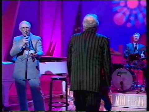 George Melly with John Chiltons Feetwarmers Frankie and Johnny Pebble Mill 2