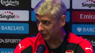 Arsene Wenger explains why he signed Petr Cech despite having two good keepers