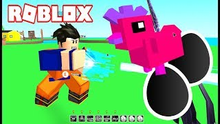 GOKU AND FIRST BLACK OVA! HOW DO THEY WORK? - ROBLOX EGG FARM SIMULATOR in Spanish