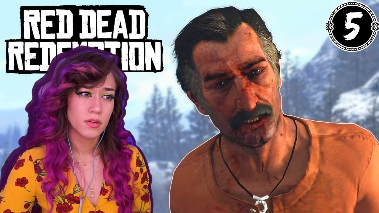 i found everyone lol - Red Dead Redemption Part 5 - Tofu Plays