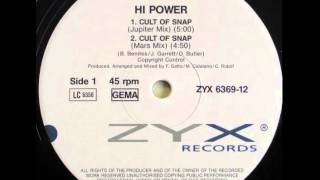 Hi Power - Cult Of Snap (12