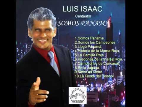 Somos Panamá   (Canciones a  Panamá su Futbol y otros Deportes)