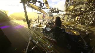 DREAM THEATER - 06.Panic Attack Live @ Wacken 2015 HD AC3