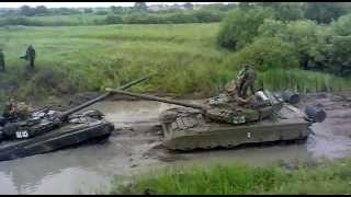 танки грязи не боятся Приморский край
