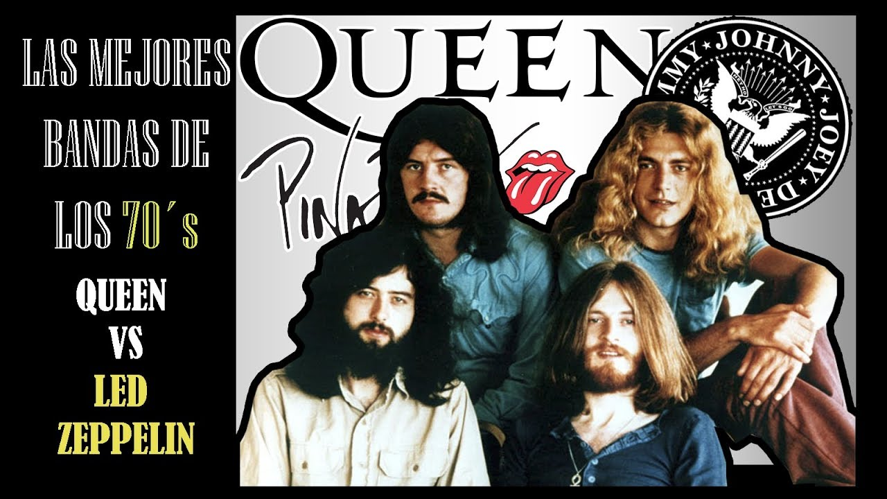 Las Mejores Bandas De Los 70s Youtube