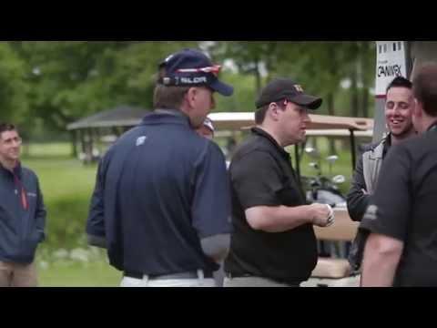 Tournoi de golf-maillage STIQ 2014
